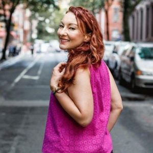 Monika Broz Personal branding photographer website redesign